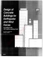 Design of concrete buildings for earthquake and wind forces - UBC 1997 [Fanella, Musnhi].pdf