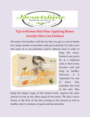 Buy Online Biome Friendly Skin Care Products.pdf