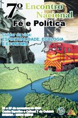 7º Encontro Nacional de Fe e Politica - Cartaz.pdf