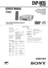 SONY CD-DVD PLAYER  DVP-V35.pdf