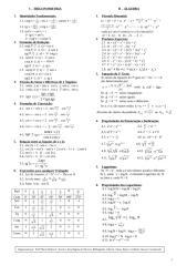Relações Trigonométricas - Integrais e Derivadas.doc