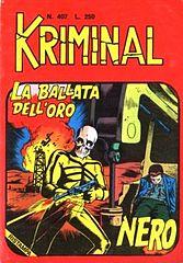 Kriminal.407-La.ballata.dell'oro.nero.(By.Roy.&.Aquila).cbz