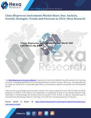 China Bioprocess Instruments Market.pdf