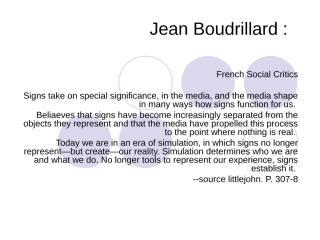 Jean Boudrullard.ppt
