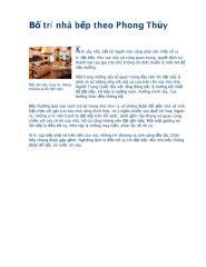 Phong Thuy - Bo tri nha bep theo phong thuy.pdf
