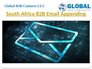 South Africa B2B Email Appending.pptx