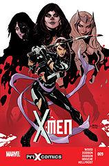 X-Men Vol.4 #09 Now!.CBR