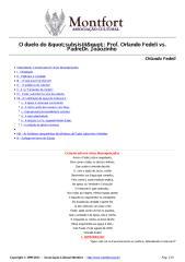 O Duelo do Subsistit Prof. Orlando Fedeli vs Padre Dr. Joaozinho Orlando Fedeli.pdf
