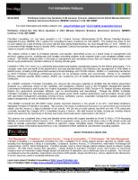 06 07 2012 - ProSidian Consulting Awarded A GSA MOBIS GS-10F-0309Y Contract 06 08 2012.pdf