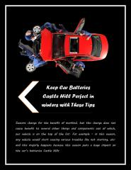 Keep Car Batteries Castle Hill Perfect in winters with These Tips.pdf