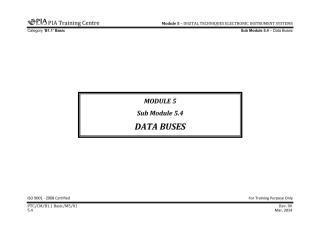 B1.1 Module 5 (Digital Techniques & Electronic Instrument System) Sub Module 5.4 (Data Buses) Rev 00.pdf