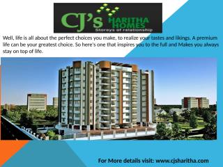 Appartments in kottayam.pptx