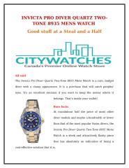 INVICTA PRO DIVER QUARTZ TWO-TONE 8935 MENS WATCH.docx