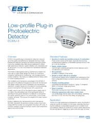85001-0552 -- Low-profile Plug-in Photoelectric Detector.pdf